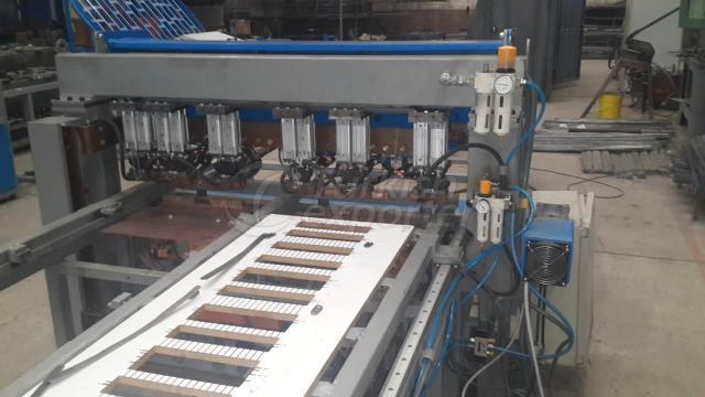 Wire Panel Welding Machine