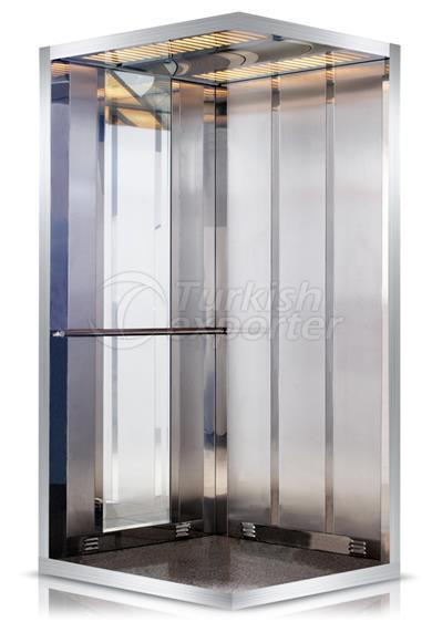 Elevator Cabins Valley