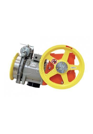Lift Machine Motors Topgears ITG136