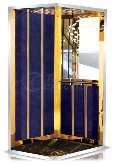 Elevator Cabins Petra