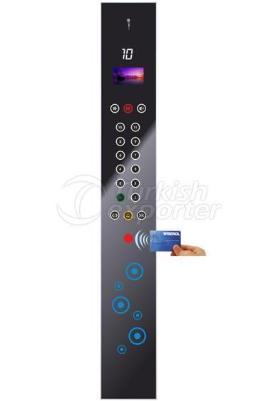 Touch Car Operational Panels GTN2000