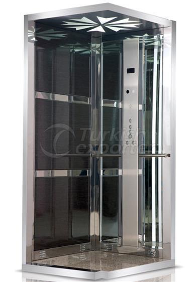 Elevator Cabins Zel