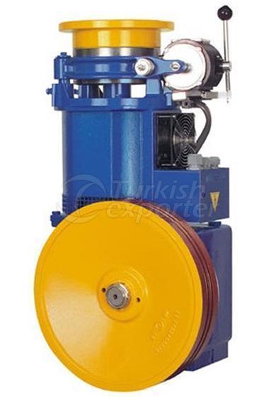 Lift Machine Motors Alberto Mody