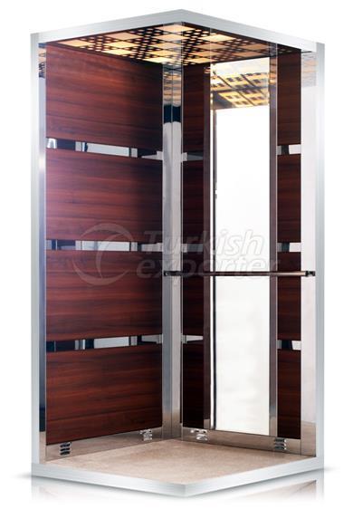 Elevator Cabins Alhamra
