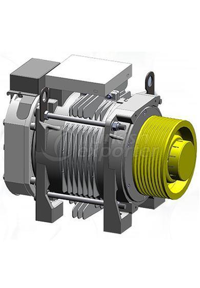 Lift Machine Motors Alberto G200T1