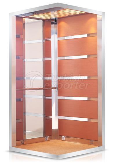 Elevator Cabins Capadocia