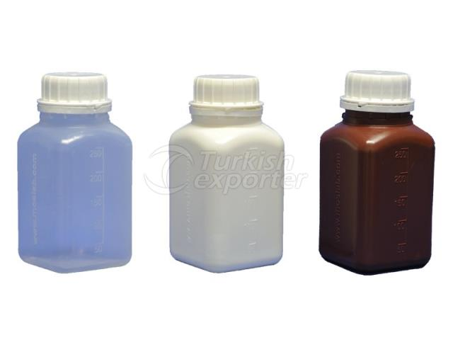250 mlt Water Samples Bottle