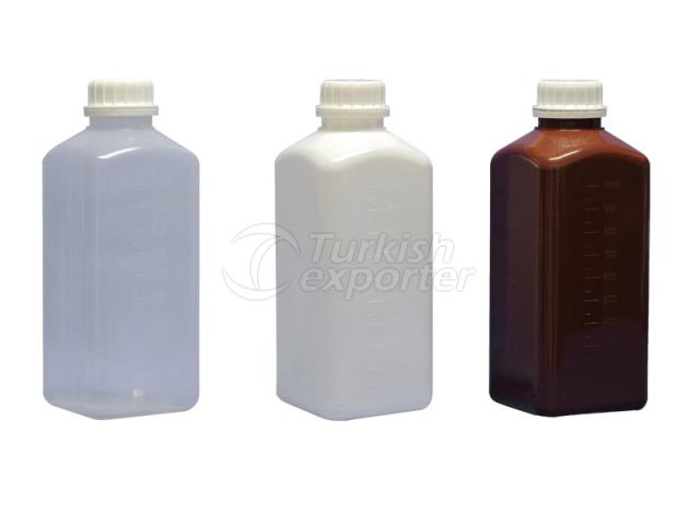 1000 mlt Water Samples Bottle