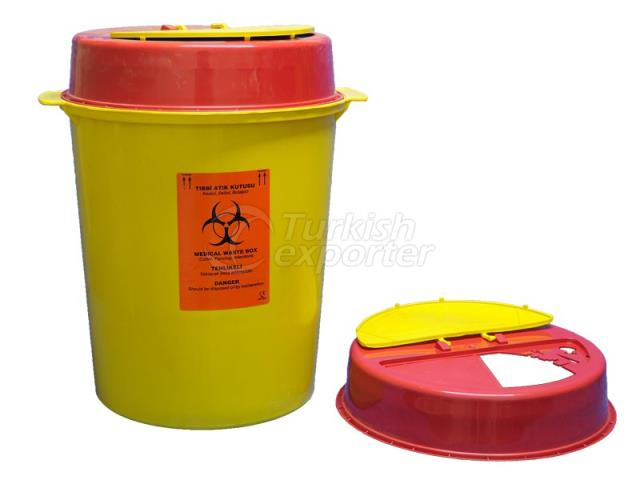 27-30 lt Biohazard Waste Container
