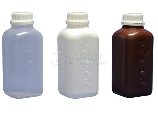 500 mlt Water Samples Bottle