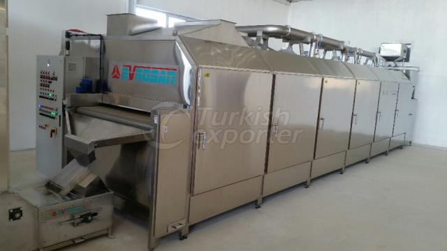 EVRO 10000 roasting machine