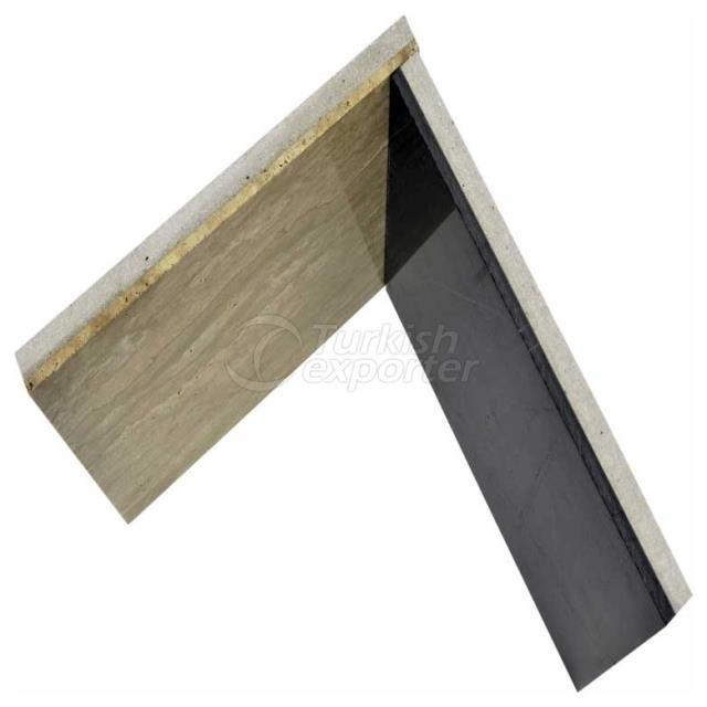 Cement Board-Natural Stones