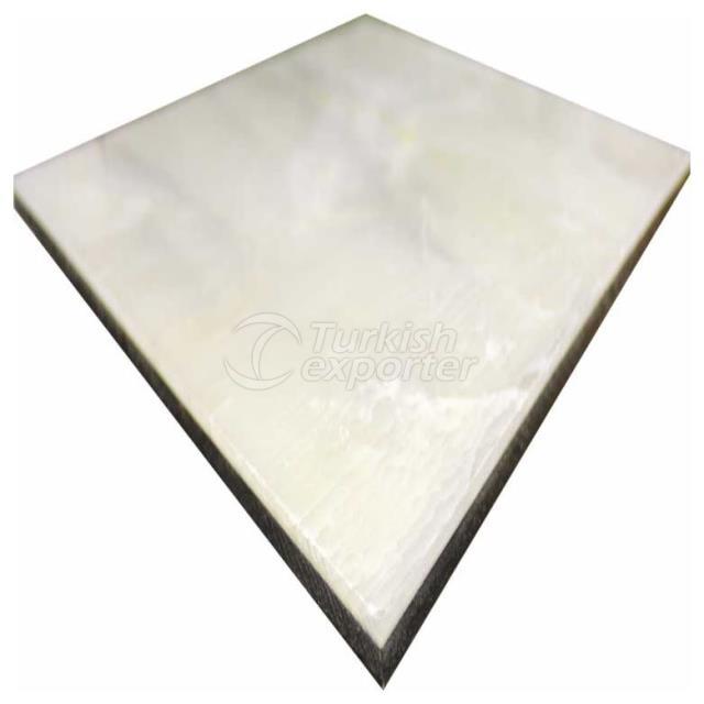 Aluminium Composite-Natural Stones