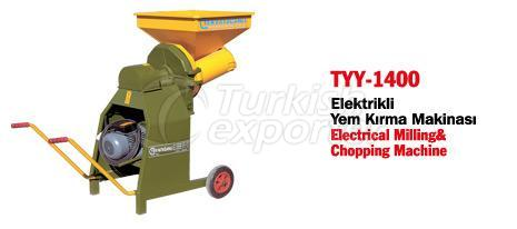 TYY-1400 Electrical Milling&Chopping Machine