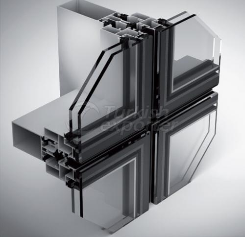 Structural Glazing Curtain Wall