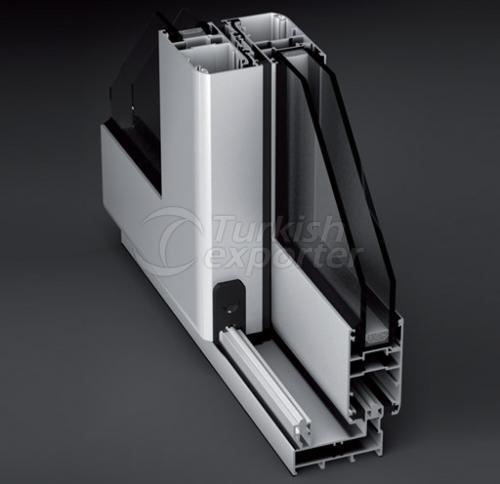 38C Aluminum Sliding Systems