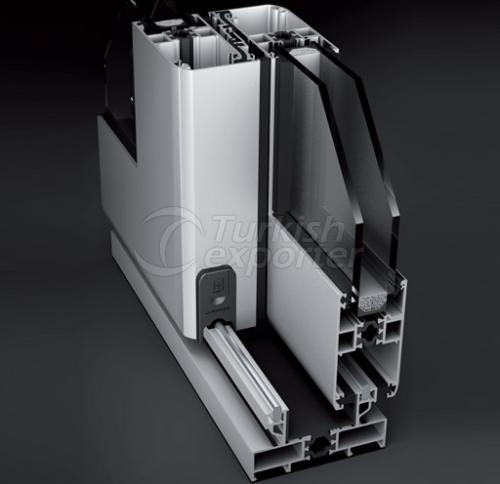 38T Aluminum Sliding Systems