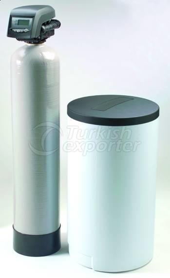 Single Water Softeners SP