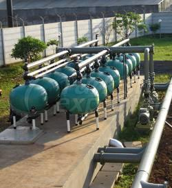 Sand Filters AGF