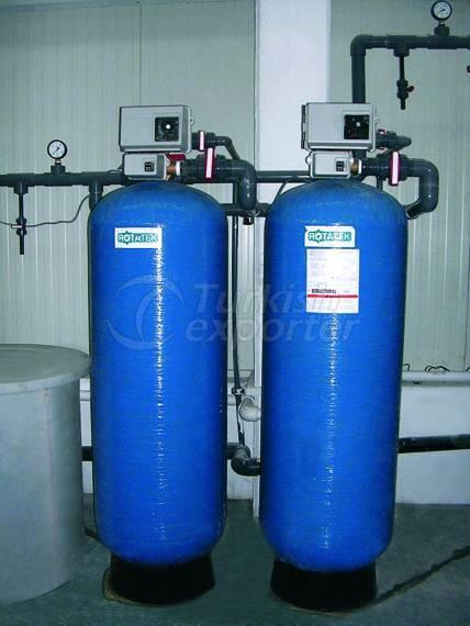 Dublex Water Softeners TS-P