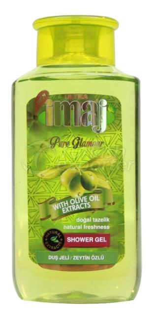 Shower Gel Olive Oil