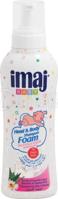Head And Body Baby Shampoo