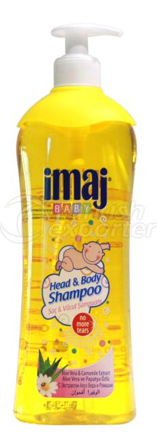 Baby Head And Body Shampoo
