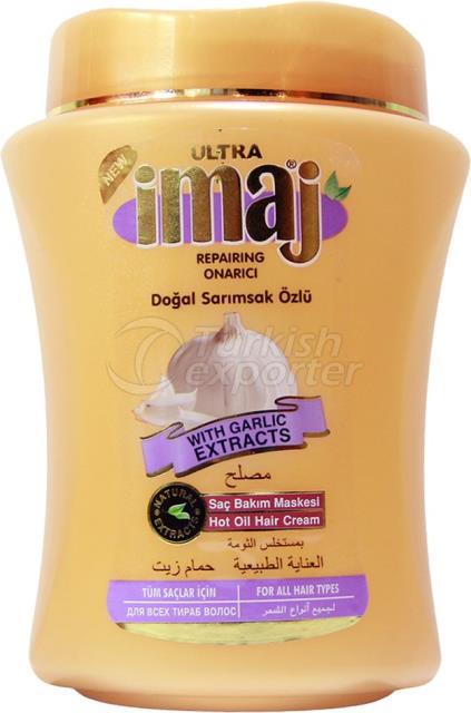 Hot Oil Hair Cream Garlic