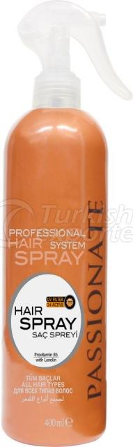 Hair Spray Orange