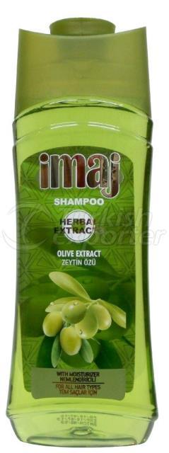 Shampoo Olive Extract
