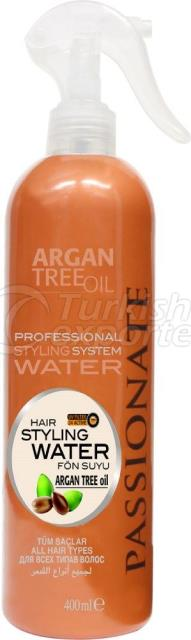 Hair Styling Water Orange
