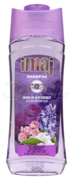 Shampoo Herbs of Alps Extract