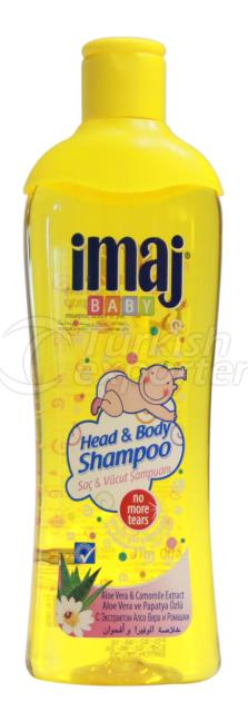 Baby Hair And Body Shampoo