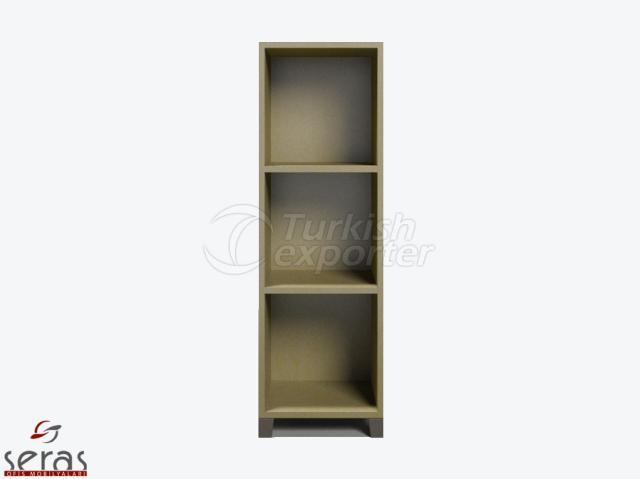 Doorless Cabinets