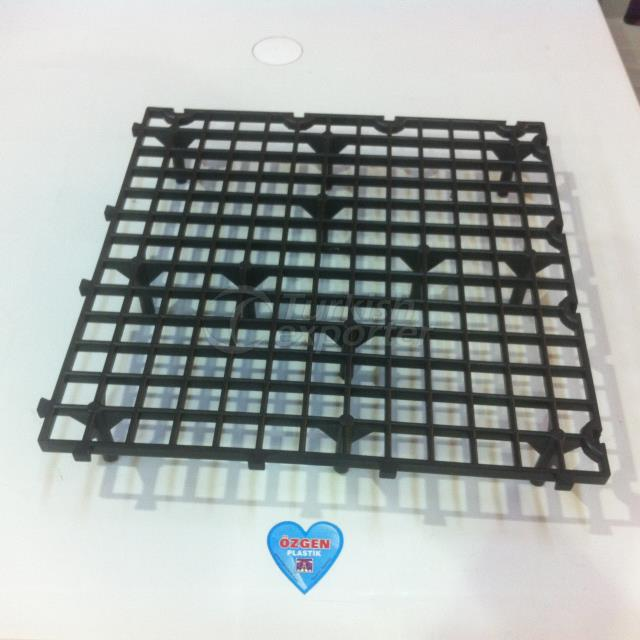 Plastic tiles Interlock