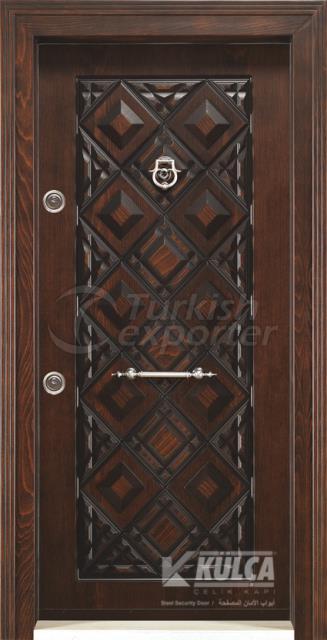 Z-9039 (Exclusive Steel Door)