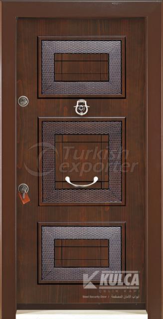 E-8015 ( Panel Steel Door )