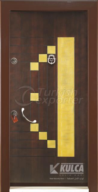 E-8020 ( Panel Steel Door )