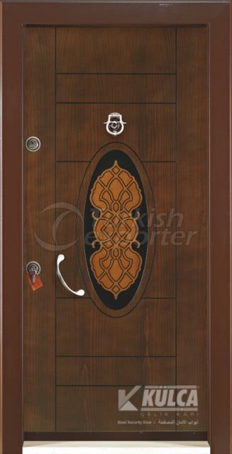 E-8019 ( Panel Steel Door )