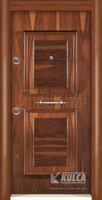 Exclusive Steel Door Z-9030