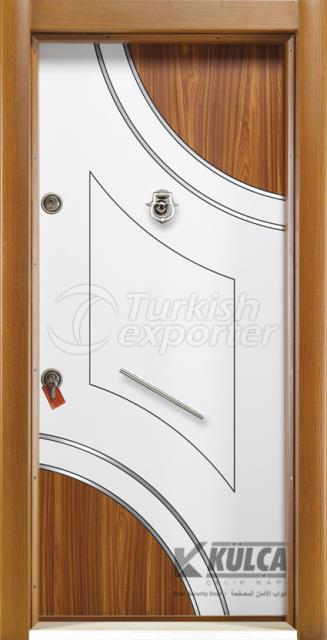 Y-1305 (LAMİNATE STEEL DOOR)