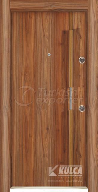 Z-9009 (Exclusive Steel Door)