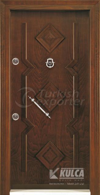 Z-9035 (Exclusive Steel Door)