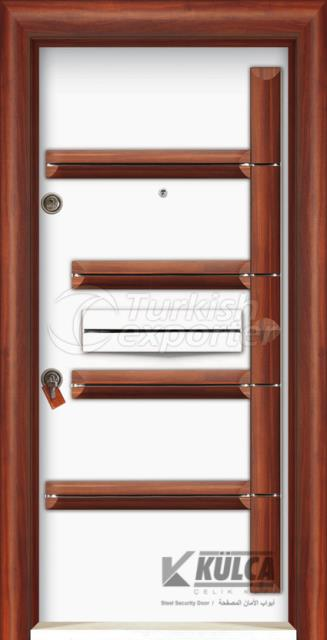 Z-9016  (Exclusive Steel Door)