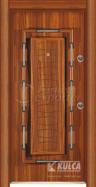 Z-9014 (Exclusive Steel Door)