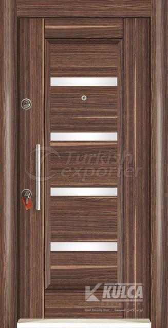 Z-9070 (Exclusive Steel Door)