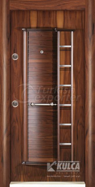 Exclusive Steel Door Z-9027