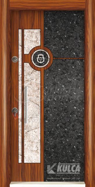 Y-1216 (LAMİNATE STEEL DOOR)