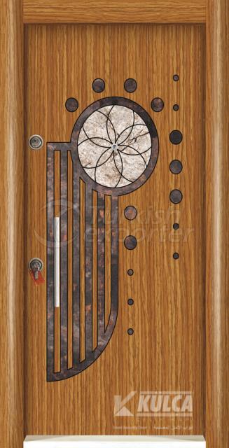 Y-1221 (LAMİNATE STEEL DOOR)