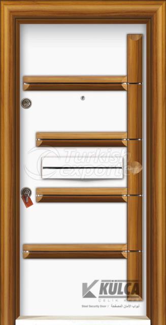Z-9017 (Exclusive Steel Door)